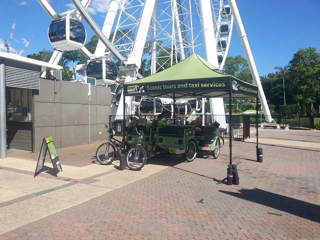 Cosa fare a Brisbane: Greencabs