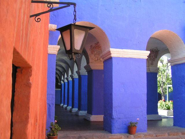 Santa Cataliana ad Arequipa