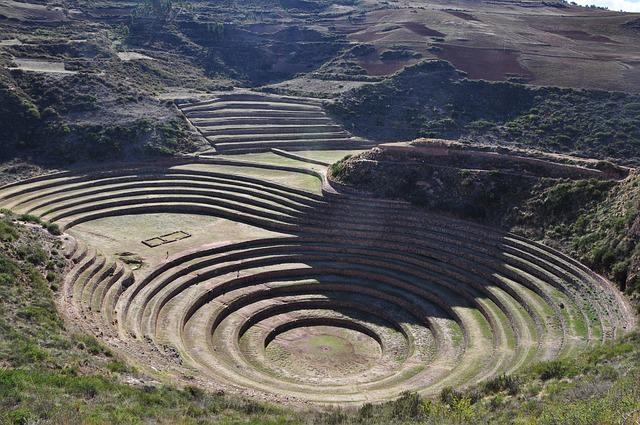 Valle sacra - le rovine Incas