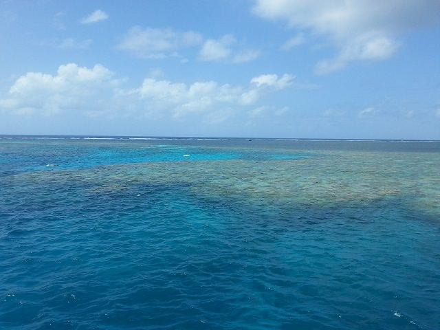 grande barriera corallina Cairns