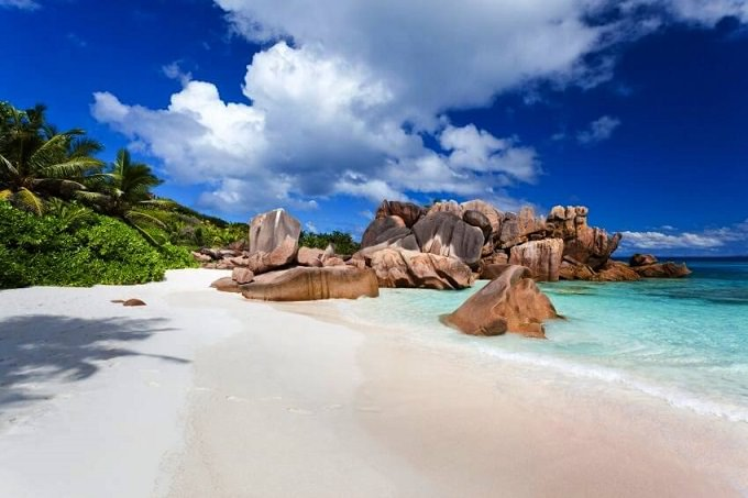 Anse Cocos Seychelles spiagge