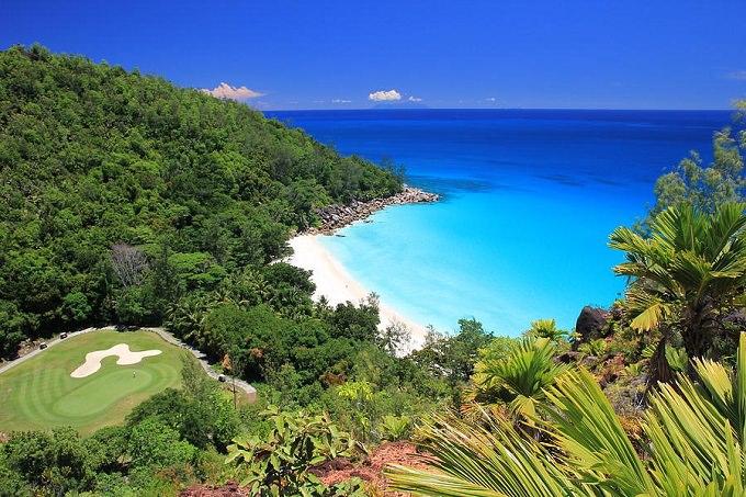 Anse Georgette Seychelles spiagge