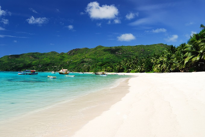 Anse Intendance Seychelles spiagge