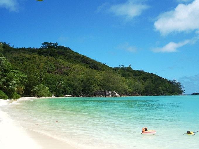 Anse Royale Seychelles spiagge