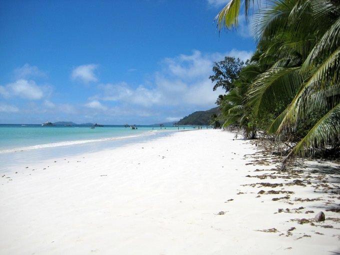 Anse Volbert Seychelle spiagge