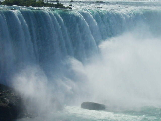 Tour USA: Cascate del Niagara