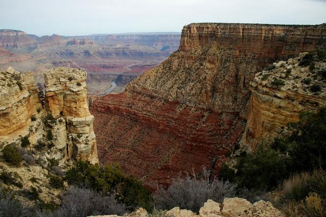 Grand Canyon itinerario USA