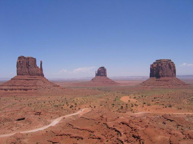 Itinerari stati uniti: la monument valley