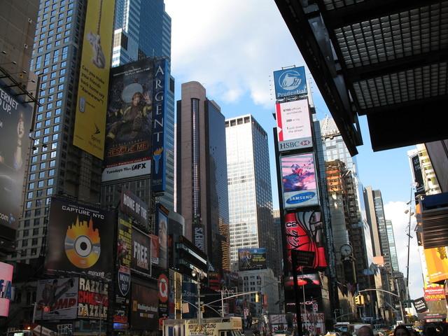 Tour negli USA: New York
