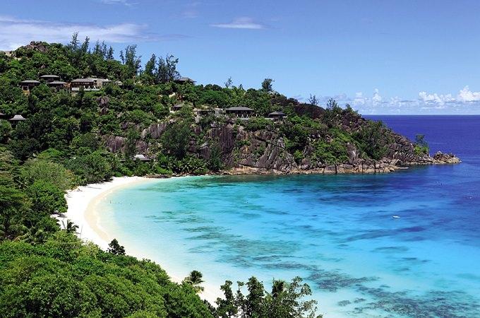 Petite Anse Seychelles spiagge