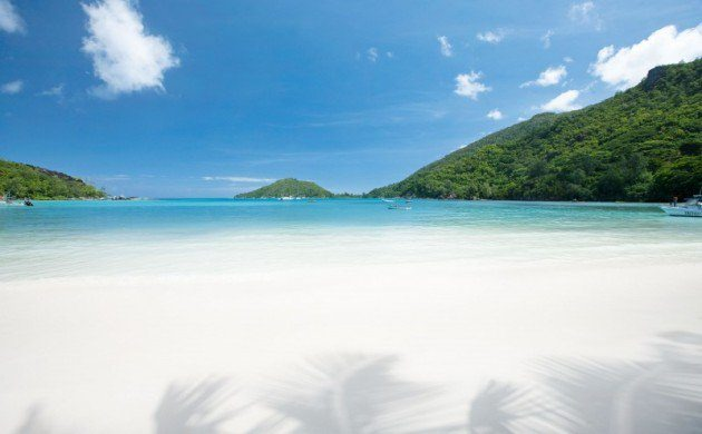 Port Launay Seychelles spiagge
