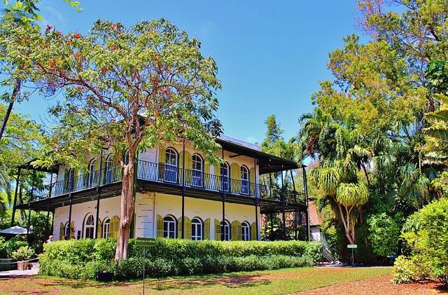 itinerari stati uniti casa Hemingway