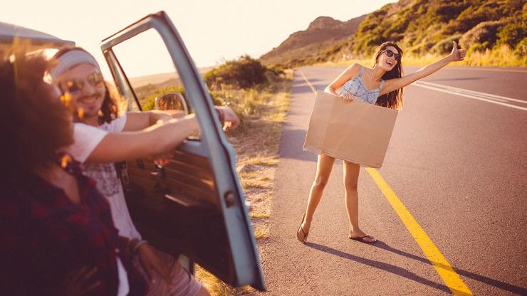Viaggiare aumenta auto-stima
