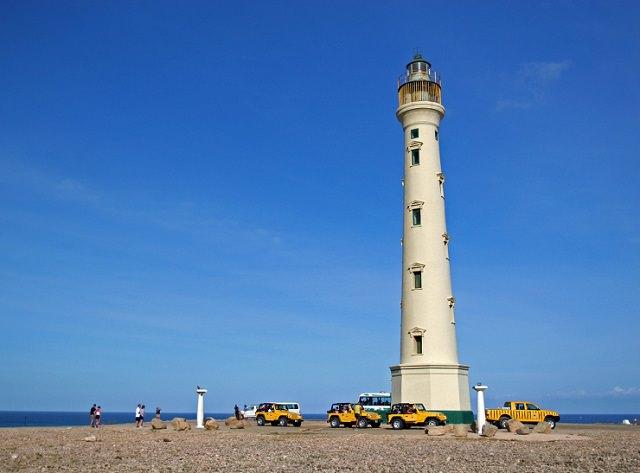 Faro California Aruba