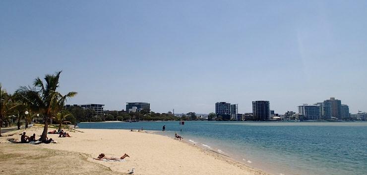 Maroochydore spiaggia australia