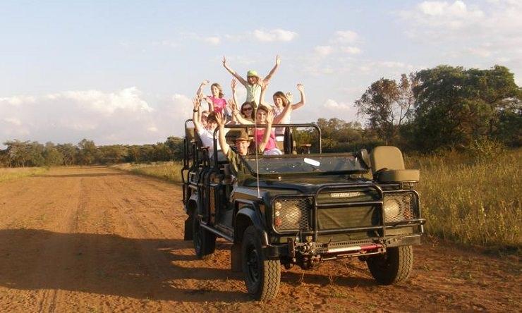 Sudafrica con bambini: i 5 migliori safari malaria free