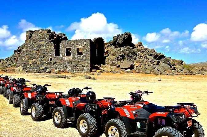 Aruba escursioni
