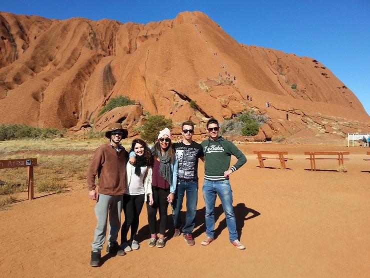 Uluru cosa vedere australia