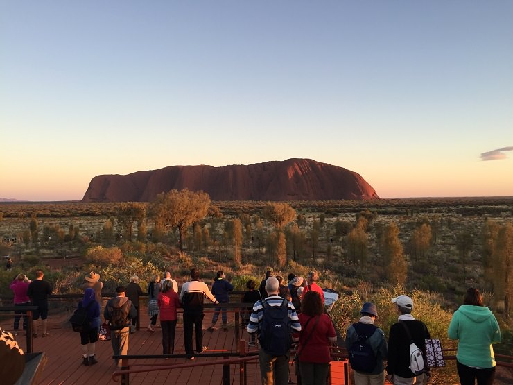 8 modi per vivere al meglio la magia di Uluru
