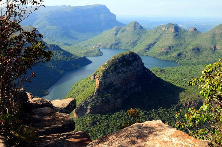Blyde river canyon panorama route
