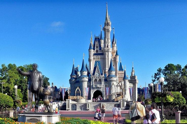 Orlando parco Disney