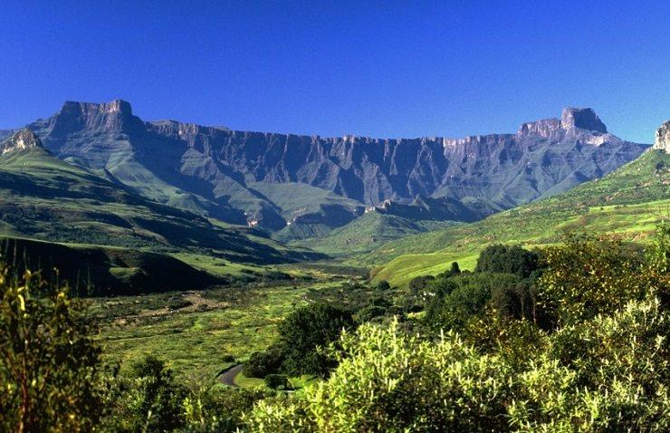 Drakesberg cosa vedere sudafrica