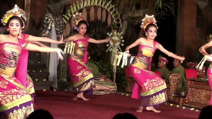 Ubud danza Gameland