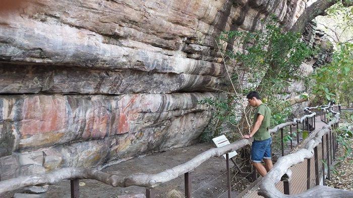 Kakadu obirr arte aborigena rupestre