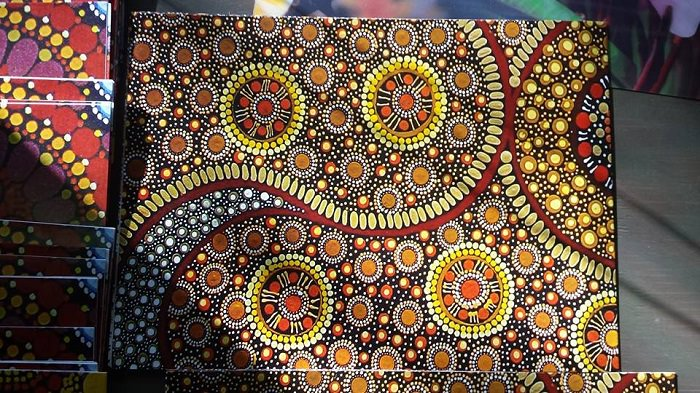 Kakadu cosa vedere arte aborigena