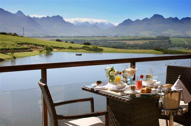 Winelands viaggio di nozze sudafrica