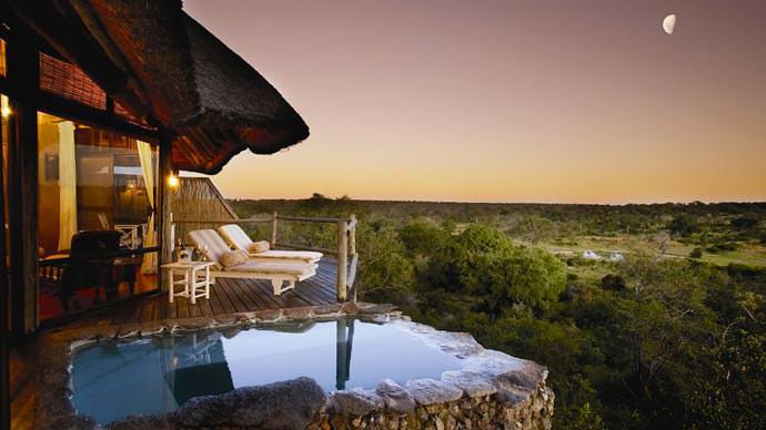 Sabi Sand lodge viaggio di nozze sudafrica
