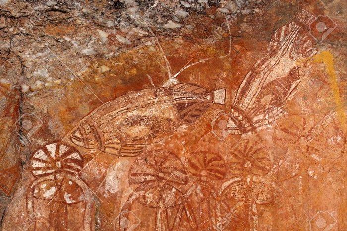 Kakadu National park nourlangie