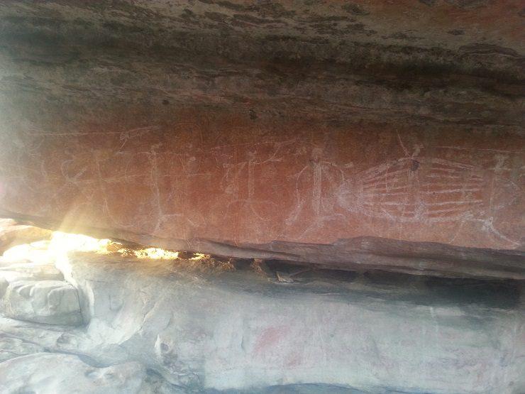 Kakadu Obirr arte ruperstre aborigena