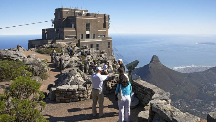 Vista Table Mountain Sudafrica